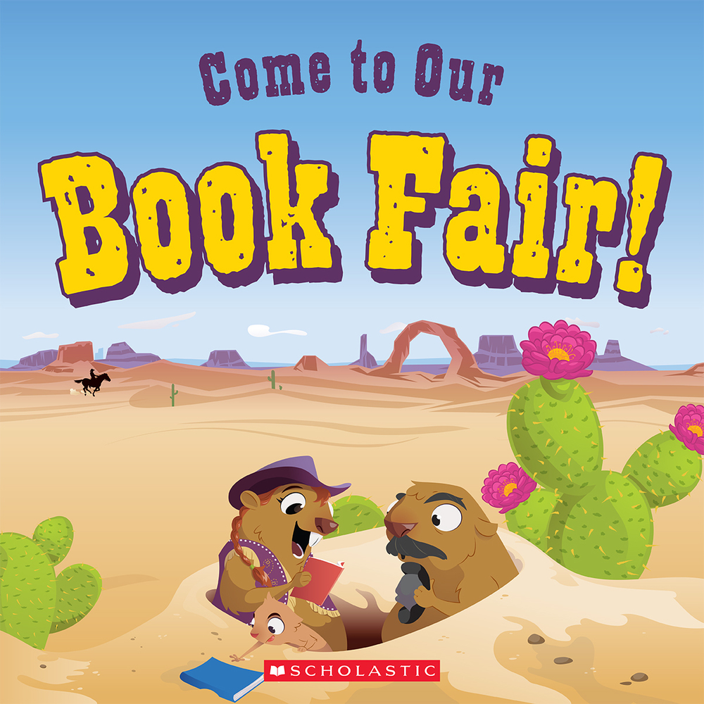 The CES Book Fair is here!!