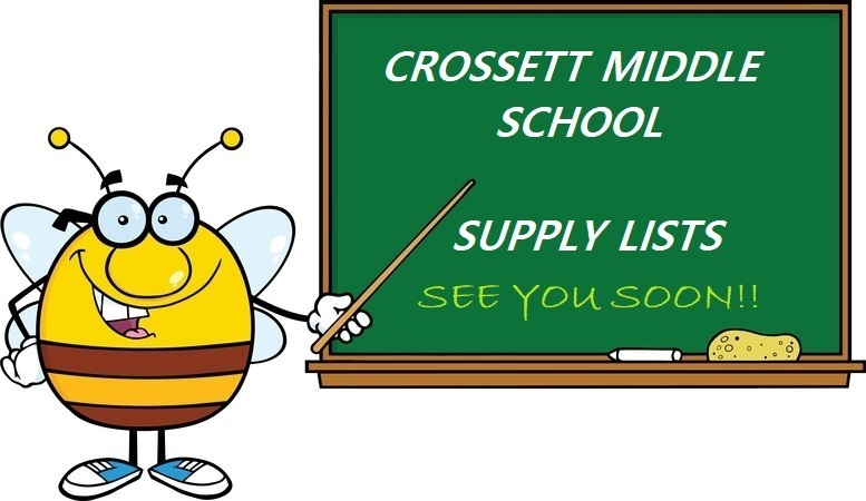 CMS School Supply Lists