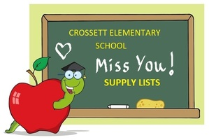 CES School Supply LIsts