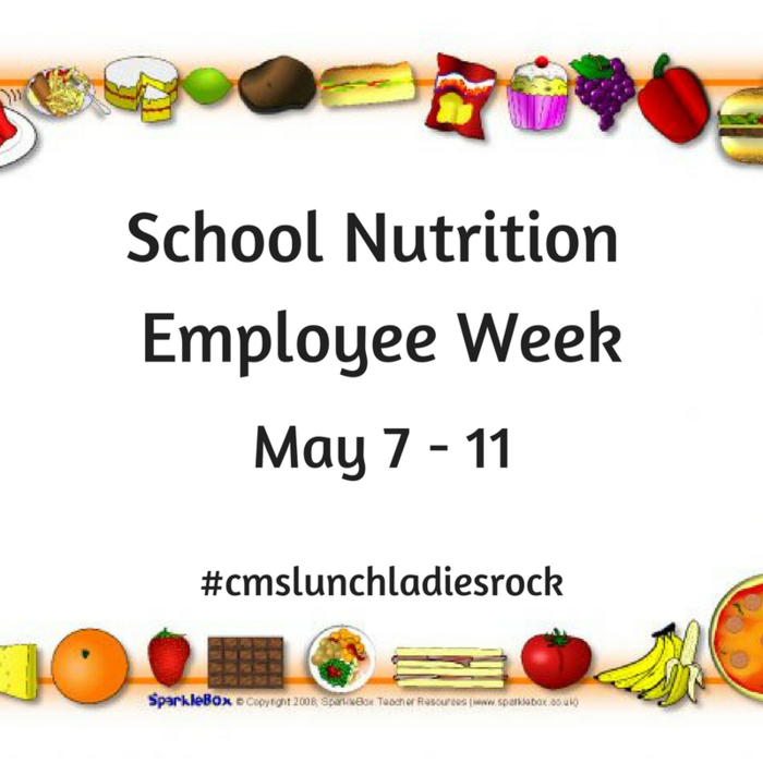 School Nutrition Employee Week