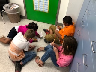 Jigsaw activity -4th grade -2