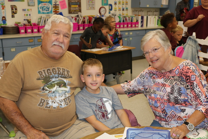Grandparents Day -Dedication Drive