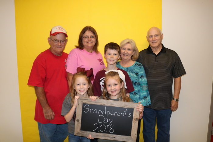 Grandparents Day -Learning Lane
