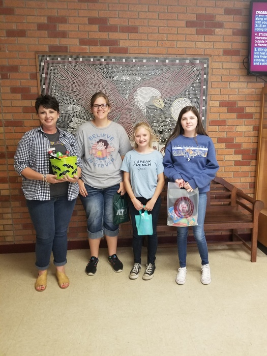 Winners from Go college Week