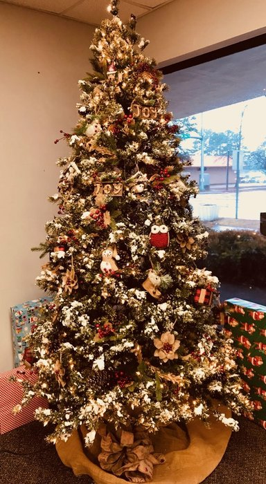 Crossett Administration Office Tree