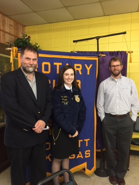 Rotary Guest Speakers