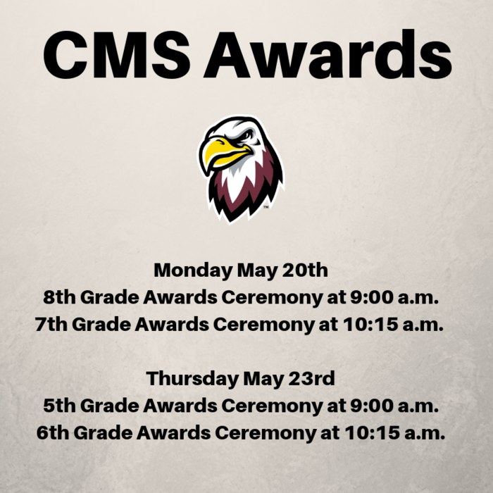 CMS Awards Assembly