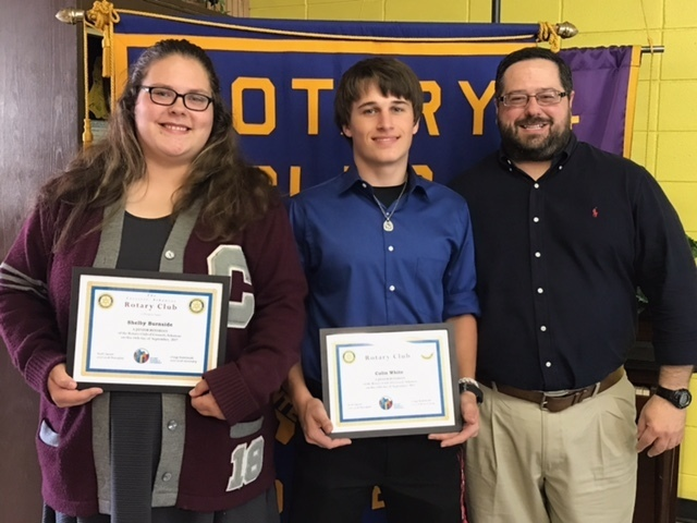 Jr. Rotarians of Crossett
