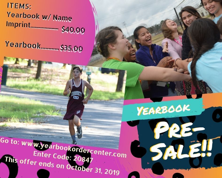 CMS Yearbooks on sale