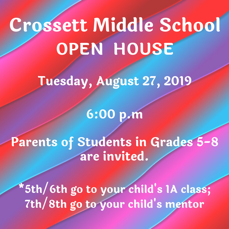 CMS Open House