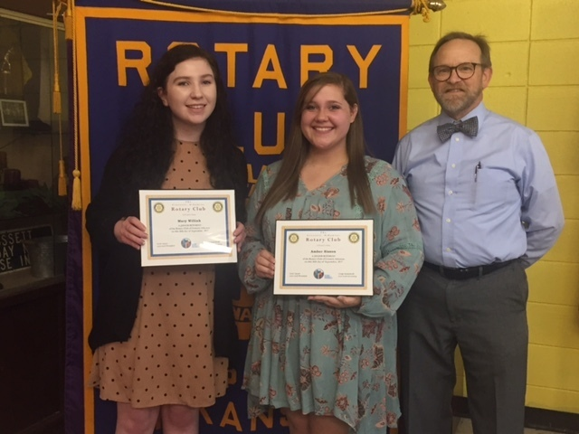 Jr. Rotarians of the Crossett Rotary Club