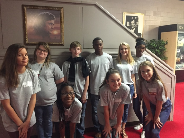CMS FBLA at Fall Leadership Conference
