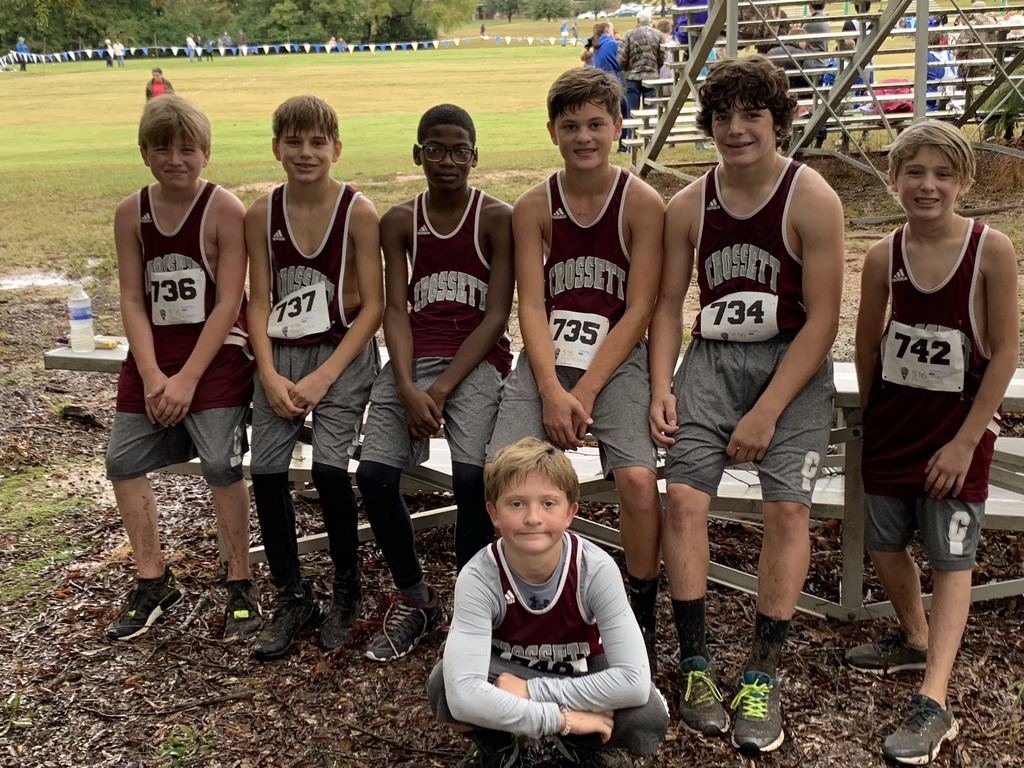 Boys Cross Country Team