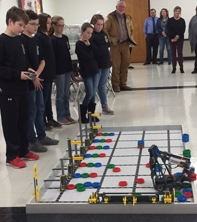 CMS GT Robotics Team