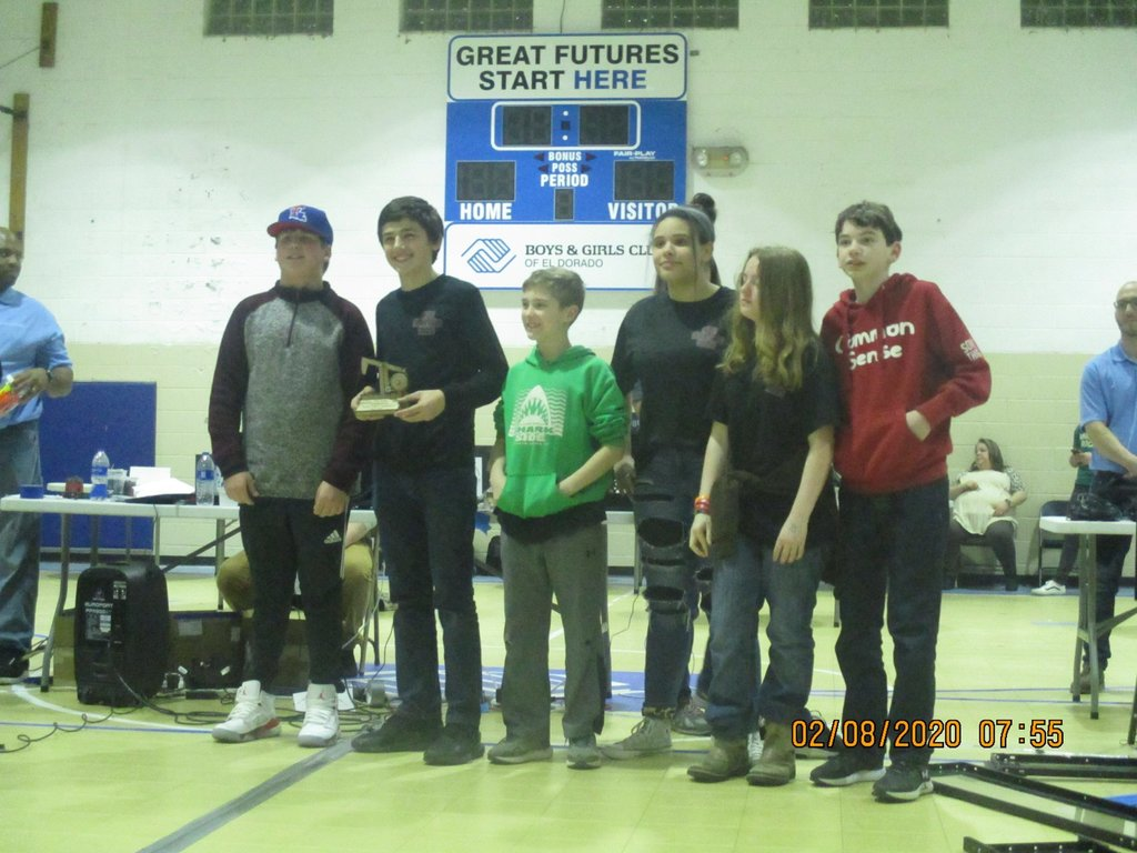 7 and 8 Robotics Team