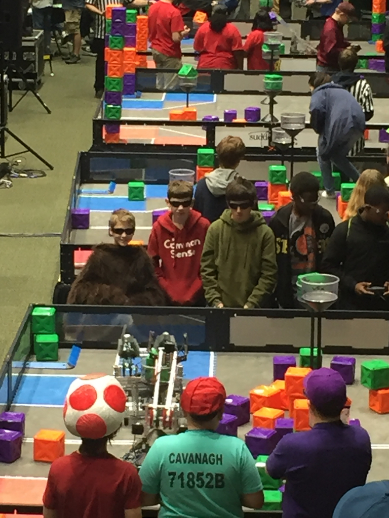CMS EAGLES ROBOTICS