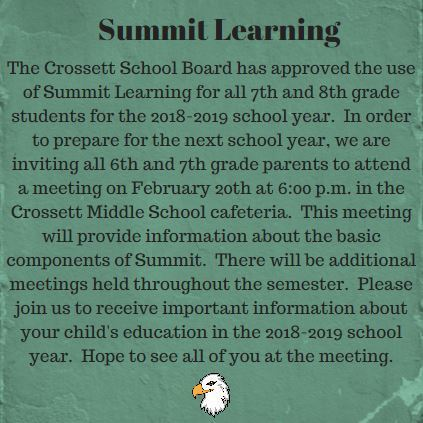 Summit Learning Information
