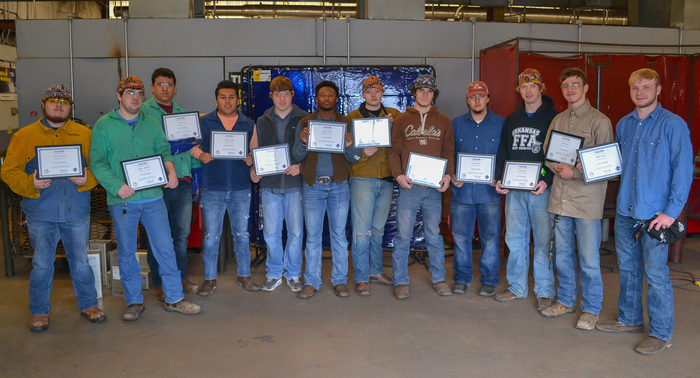 NCCER Certification-Welding