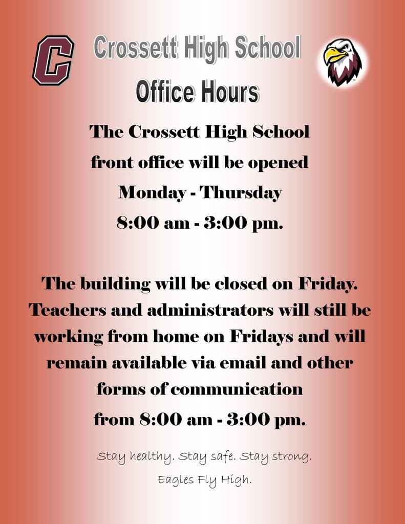 CHS Office Hours