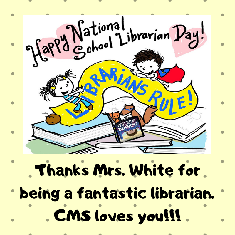National School Librarian Day