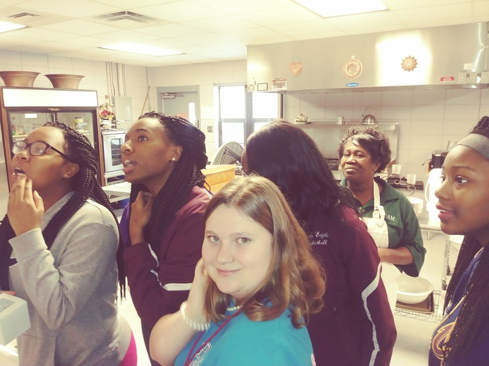 9th Grade Field Trip to UAM/CTC
