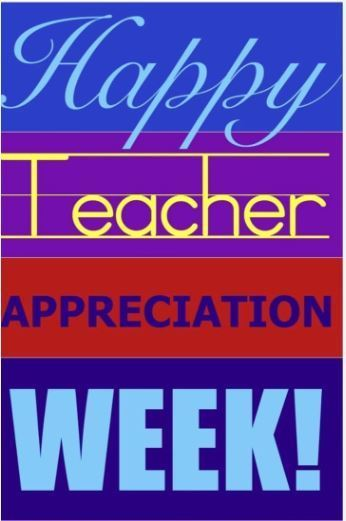 Teacher Week