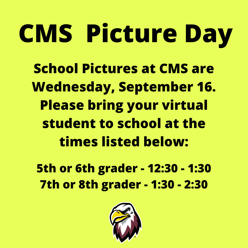 CMS Picture Day